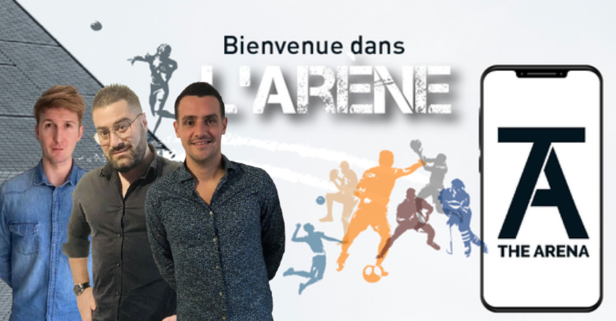Interview de Fabien, cofondateur de The Arena